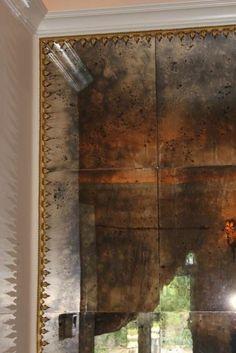 webassets/AntiqueMirrorGlass7.jpg Gothic antique mirror glass on restoration glass