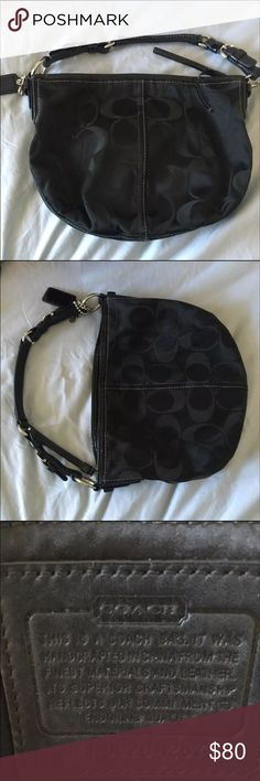 Coach bag Like new coach bag! Coach Bags Shoulder Bags