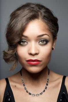 Antonia Thomas as Ayonnah Colding Laura Thomas, Antonia Thomas, Beautiful Black Women, Beautiful Eyes, Pretty People, Beautiful People, Queen Hair, Good Doctor, Female Images