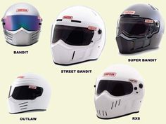 See the latest Simpson Safety Helmets products and photos. Browse and shop Simpson Safety Helmets and other celebrity fashion brands on Coolspotters. Classic Motorcycle Helmet, Motorcycle Suit, Biker Chic, Biker Style, Bicycle Accessories, Motorcycle Accessories, Simpson Helmets, Vintage Helmet, Bike Kit