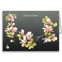 German Thank you card with pretty pink Magnolia we are given they also recommend where is the best to buyDeals          German Thank you card with pretty pink Magnolia Online Secure Check out Quick and Easy...