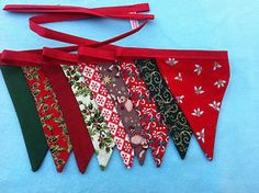 10 ft christmas bunting , banner , flag , decoration