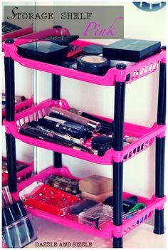 Multipurpose Storage Shelf