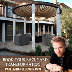 Bring the expertise of world class designer Paul Lafrance to your backyard! Visit our website to get started and learn more of our services. Backyard, Books, Livros, Yard, Book, Backyards, Livres, Libros, Libri