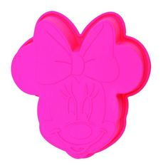 Forma De Bolo Em Silicone Do Minnie Mouse Y-750