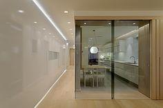 APARTMENT IN P.FALIRO Architecture Design, Divider, Bathtub, House Design, Room, Furniture, Home Decor, Standing Bath, Bedroom