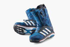 #boostbirhakeim - Boost Boot - Adidas©