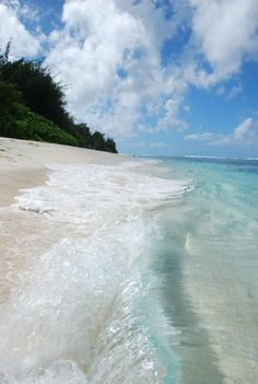 My beach day during a work trip to Guam in December - Ritidian Point, Guam National Wildlife Refuge