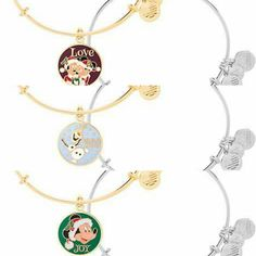 Select Disney Alex and Ani Bangles Now on Sale Including Holiday Favorites!