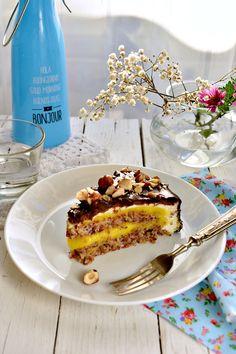 Torta alle nocciole senza farina Italian Recipes, New Recipes, Pie Dessert, Creme Brulee, Learn To Cook, Biscotti, Cake Cookies, Delicious Desserts, Brunch