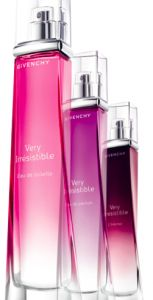 Givenchy Very Irresistible, new packaging 2013