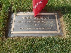 Hugh O'Brian (1925 - 2016) - Find A Grave Photos