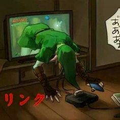 Legend of Zelda/Ring mash-up. Katakana is so stupid but so funny at the same time.----- so i saw this comment is everyone stupid I mean do you even know qhat a creepypasta is?ben drowned so yiurself a favor and read about him Ben Drowned, Scary Creepypasta, Creepy Pasta Family, Eyeless Jack, Laughing Jack, Jeff The Killer, Urban Legends, Twilight Princess, Animes Wallpapers