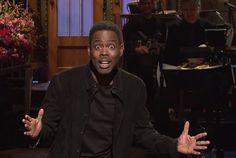 Chris Rock Saturday Night Live opening monologue
