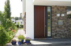 Haustüren aus Holz »modern« › EGE