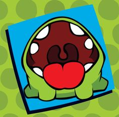 NIce high quality image for printing. Cut The Rope Party Supplies