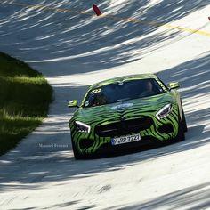 Green Tiger - Monza  #amg #gts #lovecars #supercar #carporn #hybrid #instacar #caroftheday #myphoto #topgear #autogespot #pagani #lamborghini #porsche #ferrari #italy #german #luxurycars #carswithoutlimits #supercarsdaily700 #instalike #madwhips #tagsforlikes #like4like #amazing #automotive by manuelferrari