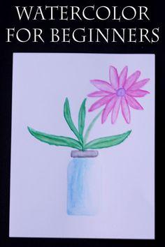 Watercolor for Beginners | eBay