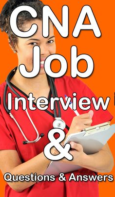 #CNA Job Interview Questions and Answers [#LPN #RN]