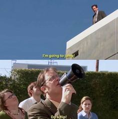 Neueste Keine Kosten the office memes Vorschläge , Comenta tu personaje favorito de The Office⬇️ ♥ ️ Sigue a angel baby cailyn 🧚🏼♀️ para más🍒🌠 Lol Memes, Stupid Funny Memes, Funny Relatable Memes, Haha Funny, Hilarious, Michael Scott, Reaction Pictures, Funny Pictures, Movies Quotes