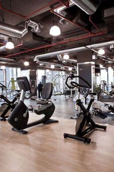 Mais exercícios,mais saúde...academia em 2015