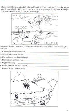 """A múlt héten tovább folyt a """"harc"""" az osztályom és a felszíni formák között. Szerencsére többen jöttek ki győztesen az ütközetből. Különböz... Projects For Kids, Geology, Bullet Journal, Science, Teaching, School, Life, Notebooks, Geography"""