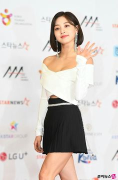 Twice-Jihyo 181128 - 2018 Asia Artist Awards Kpop Girl Groups, Korean Girl Groups, Kpop Girls, Nayeon, Twice Chaeyoung, Black Pink ジス, Twice Tzuyu, Jihyo Twice, Twice Kpop