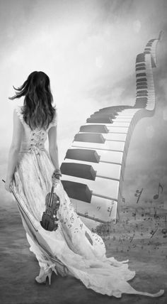"""Music is a moral law. It gives soul to the universe, wings to the mind, flight to the imagination, and charm and gaiety to life and to everything."" Plato"