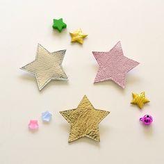 Twinkle Twinkle beautiful stars... Hair pins! love