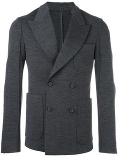 ショッピング Wooyoungmi double breasted blazer in Cube Menswear from the world's best independent boutiques at farfetch.com. 世界のセレクトショップ400店を1つのサイトで.