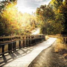 Rails to trails, El Dorado Trail, Placerville, CA   Flickr - Photo Sharing!