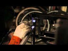 Nascimento de um quadro de Bike - Montagem E Manutenção - Vídeos de Bici...
