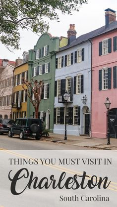Travel dreams: What To Do and See in Charleston, South Carolina - Travel To Blank Walking Guide - Nice! Charleston South Carolina, South Carolina Vacation, Visit Charleston Sc, Charleston Sc Things To Do, Charleston Tours, Folly Beach South Carolina, Charleston Style, Places To Travel, Places To See