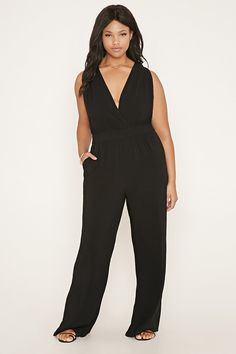 Plus Size Halter One-Piece | Forever 21 PLUS - 2000185018
