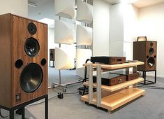 High End Hifi, High End Audio, Music Speakers, Monitor Speakers, Room Acoustics, Audio Rack, Speaker Stands, Rack Design, Hifi Audio