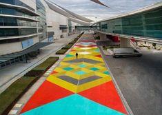 Arte y Arquitectura: ocho pinturas urbanas que fortalecen la comunidad por Boa Mistura,© Chris N. Yee y Boa Mistura