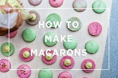 How to make Macarons | eBay