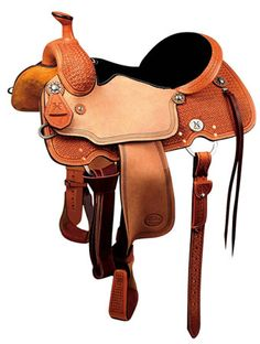 Reinsman X Series Ladies All Around Western Saddle