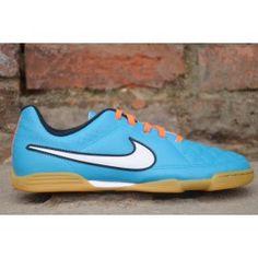 Obuwie halowe Nike JR Tiempo Rio II IC numer katalogowy: 631526-418