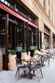 Locanda Verde on Greenwich St. A favorite dinner spot!