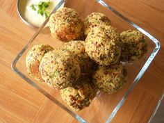 Quinoa Arancini with Easy Aioli