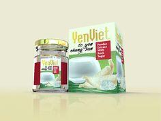 Yen Viet Bird's Nest on Packaging of the World - Creative Package Design Gallery