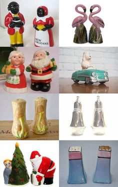 Salt and Pepper by Cherie on Etsy--Pinned with #voguet #etsyFinds TreasuryPin.com