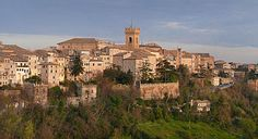 In Medieval times, Recanati was an important city and still preserves numerous monuments from the period. Marche region,Italy