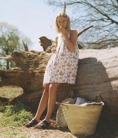 Cabbages & Roses Landie Dress