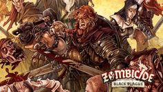 Rezension: Zombicide Black Plague – Zombiecalypse im Fantasy-Mittelalter