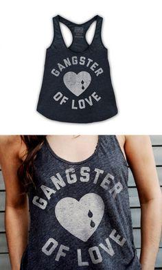 gangster of love tank
