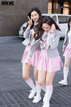ioi uniform to school ioi uniform to school Source by viufj. Ulzzang Fashion, Harajuku Fashion, Kawaii Fashion, Korean Fashion, School Fashion, Girl Fashion, Fashion Outfits, Fashion Trends, Girly Outfits