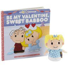itty bittys® Peanuts® Sweet Babboo Stuffed Animal and Storybook Set