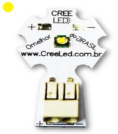 Cree Led XPE Warm White - Branco Quente :: www.creeled.com.br